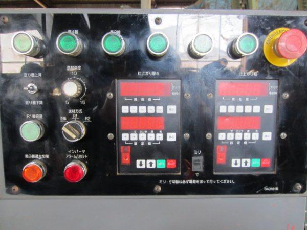 飯田工業 マルチ四面鉋盤 GDF-541