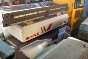 SHINX シンクス 3XV-360 超仕上げかんな盤